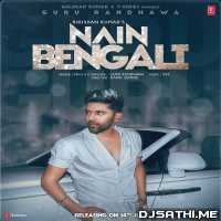 Nain Bengali - Guru Randhawa Poster