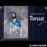 Barsaat - Babbu Maan Poster