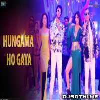 Hungama Ho Gaya (Hungama 2) Mika Singh, Anmol Malik Poster