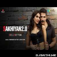 Sakhiyan 2.0 - Maninder Buttar, Zara Khan Poster